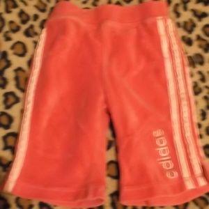 """Adidas"" velvety sweats - Size 3M - new"